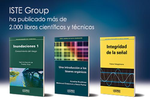 Libros electrónicos y técnicos - ISTE International